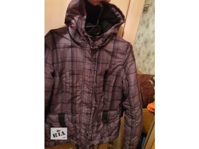 Женская куртка осень-зима размер 42- объявление о продаже  в Славянске