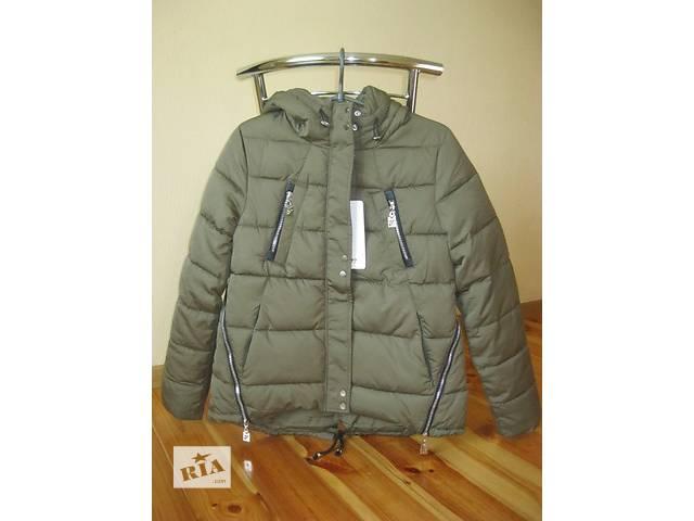 купить бу Женская куртка осень-зима в Малине