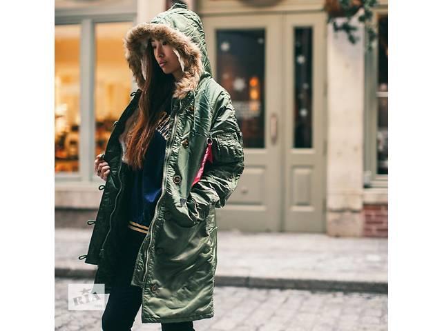 Женская куртка-парка Elyse Parka- объявление о продаже  в Киеве