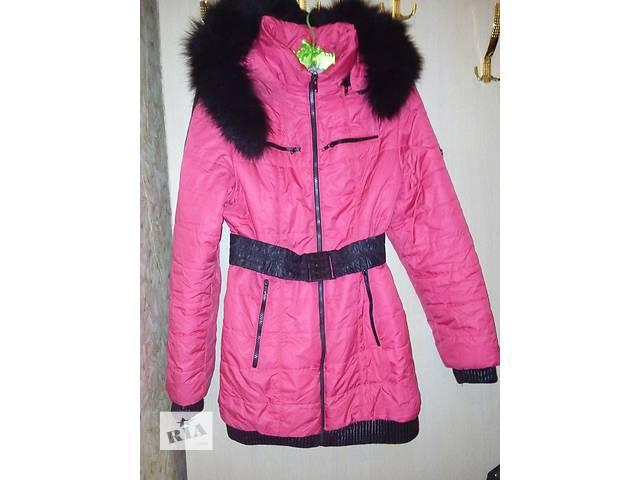 Женская куртка пуховик- объявление о продаже  в Мариуполе