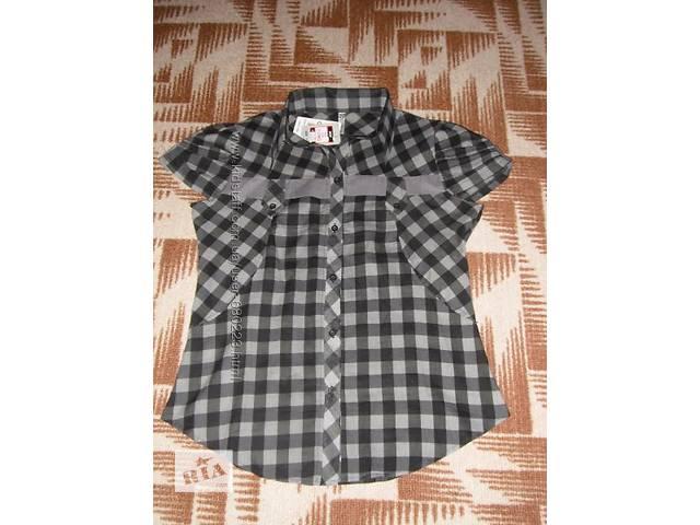 купить бу женская летняя блузка новая в Тальном
