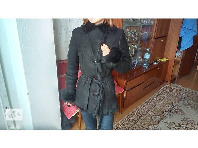 Женская натуральная дубленка из Италии!- объявление о продаже  в Вышгороде