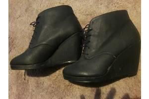 б/у Женские ботинки и полуботинки H&M