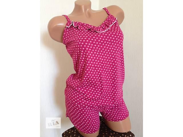 продам Женская пижама комплект топ шорты (разные расцветки) бу в Вышгороде