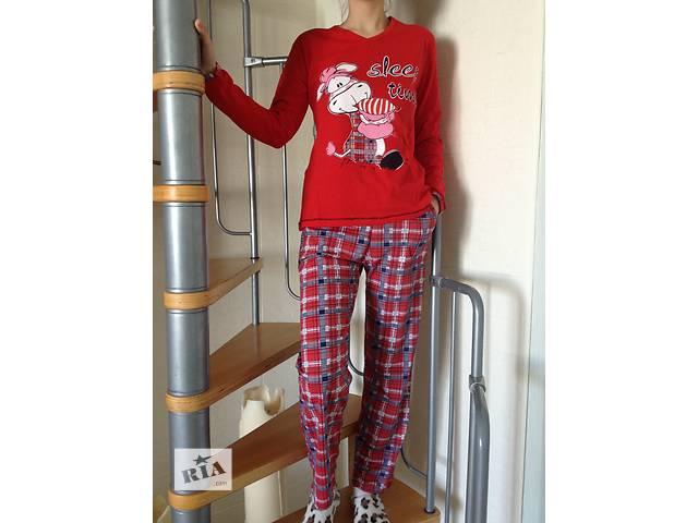 Пижама женская р. s (42), m (44), l (44-46), xl (48-50)- объявление о продаже  в Вышгороде