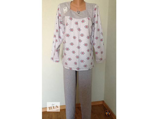 купить бу Женская пижама утепленная р. 44, 46, 48, 50, 56, 58, 60 в Вышгороде