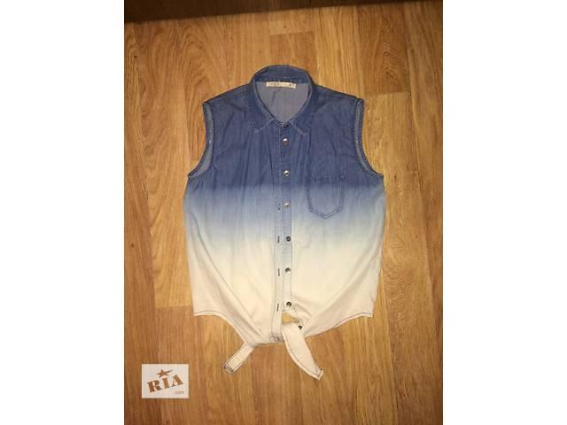 Женская  рубашка- объявление о продаже  в Полтаве