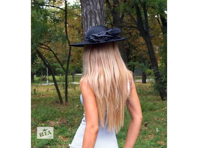 Женская шляпка ручной работы производство Италия- объявление о продаже  в Одессе