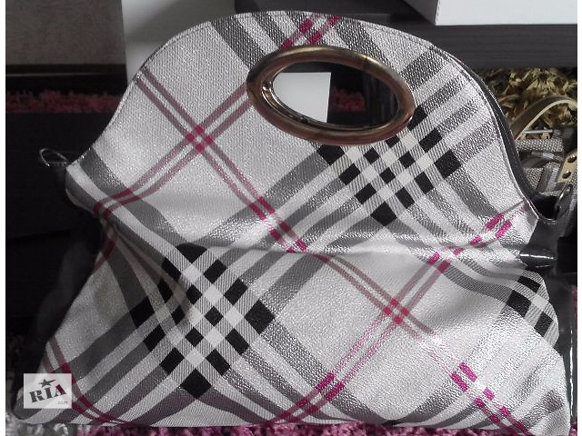 Женская сумка через плечо!Новая!- объявление о продаже  в Запорожье