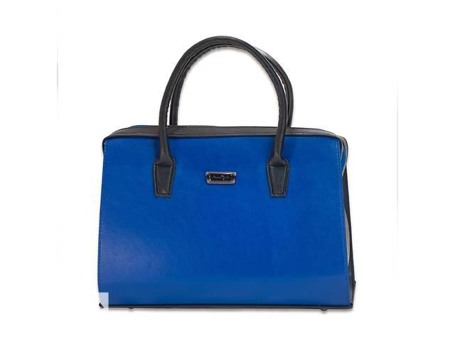 купить бу Женская сумка MASCO Blue & Black в Одессе