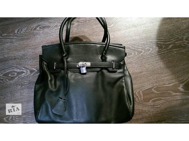 продам Женская сумка в стиле Hermes бу в Киеве