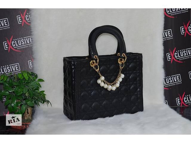 Женская сумочка Lady Dior (Диор).- объявление о продаже  в Чернигове