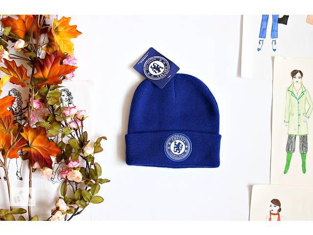 купить бу Женская синяя шапка Chelsea в Полтаве