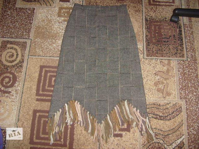 купить бу женская теплая юбка на подкладке в Вознесенске
