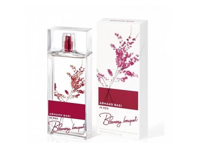 Женская туалетная вода Armand Basi In Red Blooming Bouquet 100 мл- объявление о продаже  в Днепре (Днепропетровск)