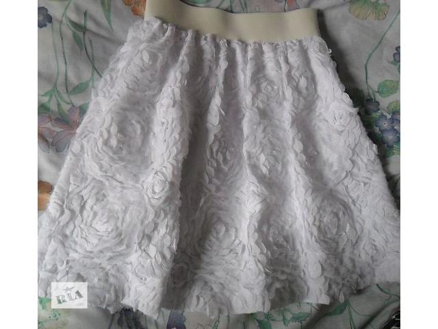 купить бу Женская юбка-розы в Кременчуге