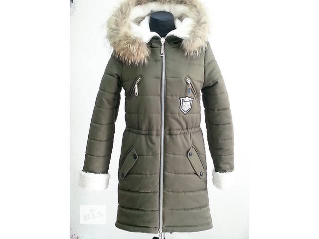 бу Женская зимняя куртка Парка в Харькове