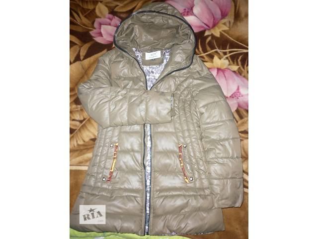 купить бу Женская зимняя курточка  в Полтаве