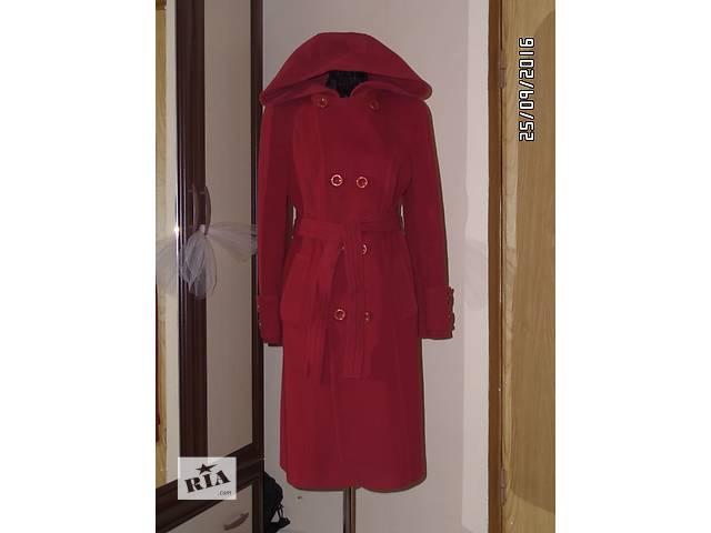 бу Женское демисезонное пальто, 48 размер, новое в Киеве