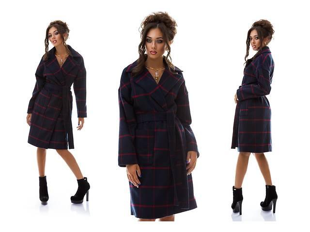 бу Женское кашемировое пальто длинное оптом от производителя в Одессе