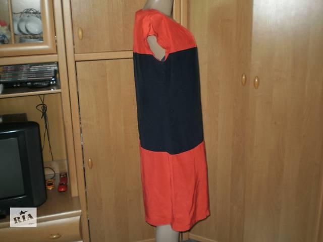 Женское Комбинированное Платье Р. 48-50- объявление о продаже  в Каменском (Днепродзержинске)