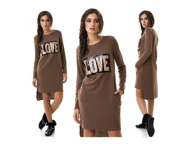 продам Женское молодёжное платье с паетками опт от производителя бу в Одессе