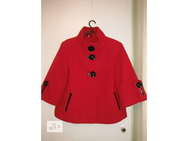 купить бу женское пальто полу пальто осень-весна в Тальном