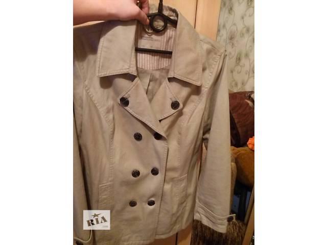 бу Женское пальто весна-осень, размер 42 в Славянске