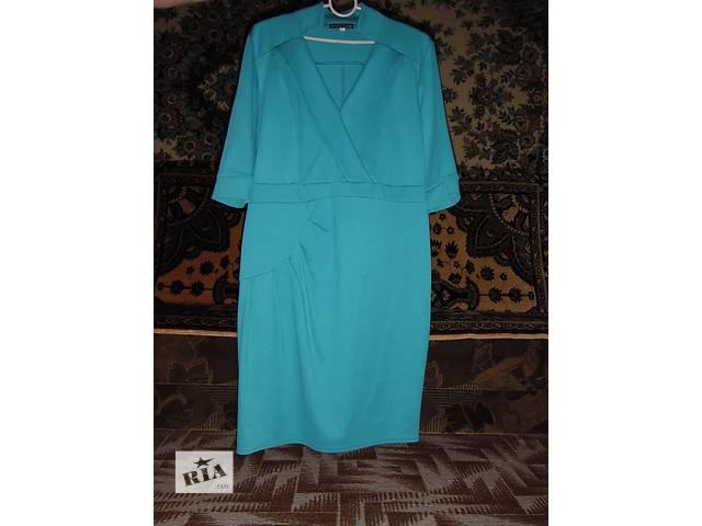 бу женское платье трикотаж в Тальном