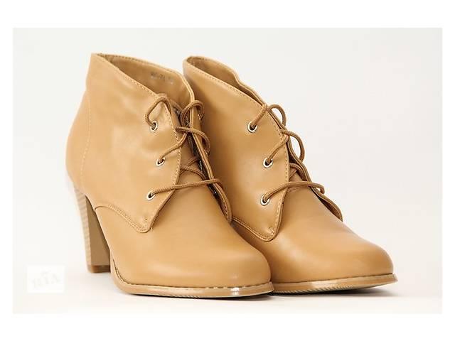 купить бу Женские ботинки на каблуке (Felida) в Чернигове