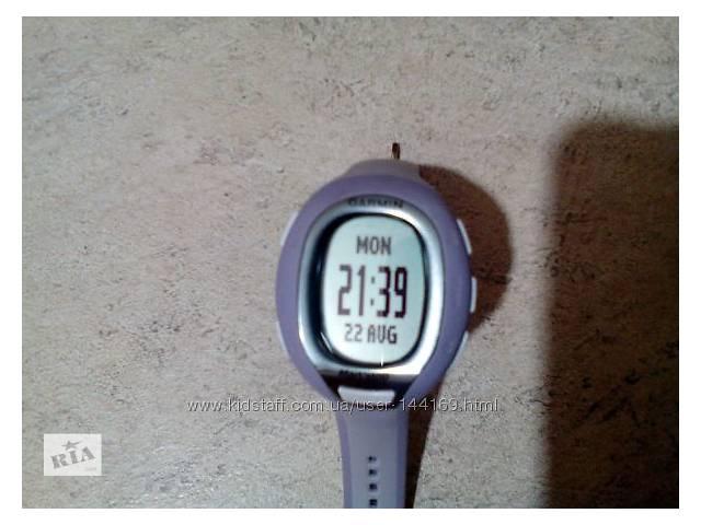 купить бу  Женские часы Garmin FR 60 Forerunner для бега вело спорт в Киеве