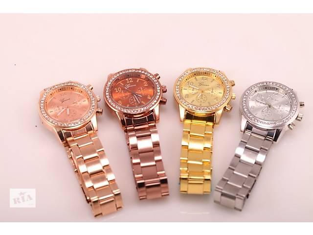 купить бу Женские часы Geneva Paidu Swarovski  в Днепре (Днепропетровске)