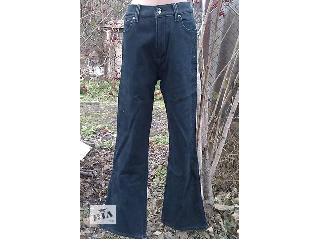 продам женские джинсы на флисе бу в Изюме