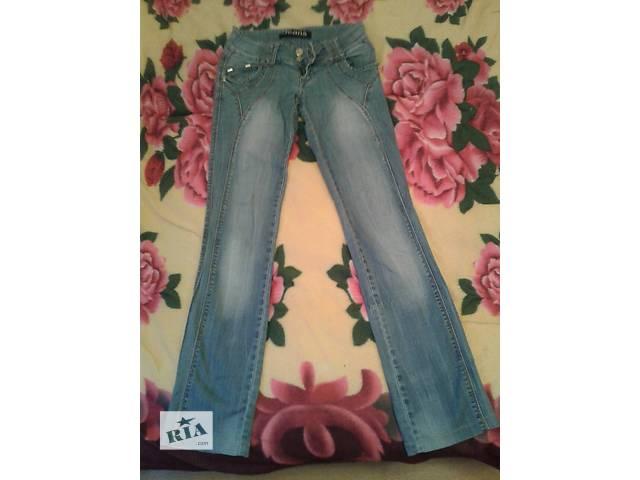 Женские джинсы в хорошем состоянии- объявление о продаже  в Одессе