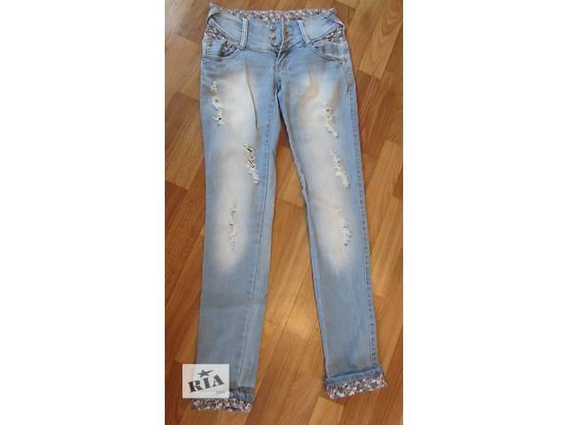 продам Женские джинсы в идеальном состоянии бу в Киеве
