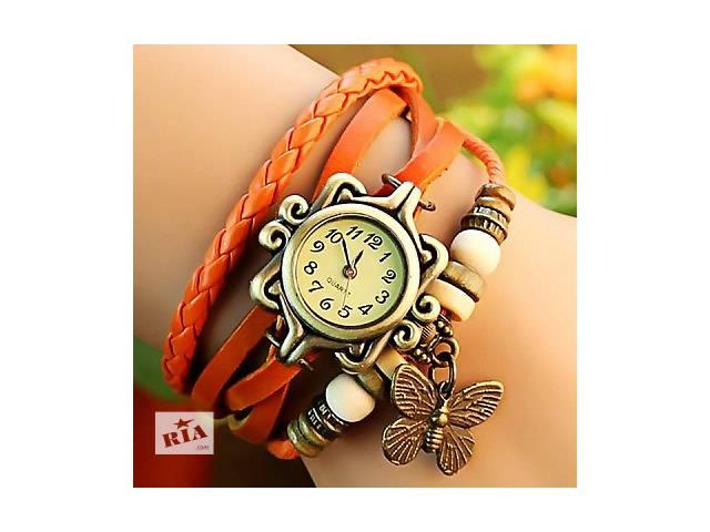 бу Женские наручные часы с подвеской (Vintage Style) в Киеве