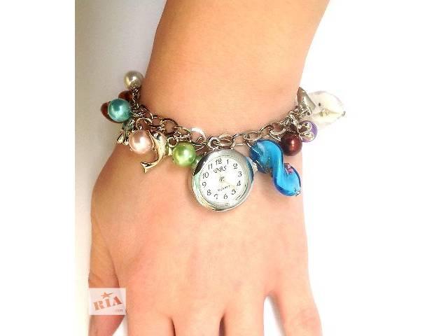 купить бу Женские наручные часы в морском стиле в Харькове