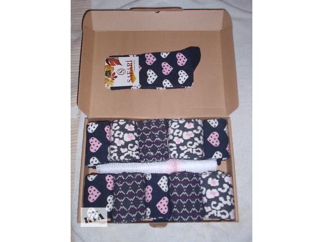 продам Женские носки набор Турция бу в Днепре (Днепропетровске)