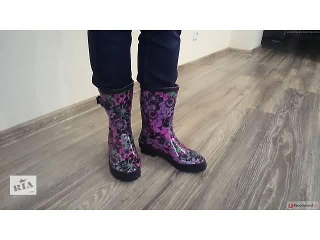 бу Женские резиновые чоботи в Полтаве