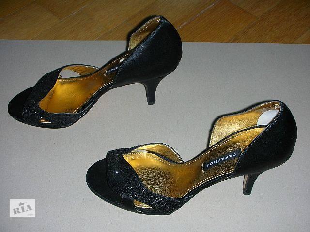 продам Женские вечерние туфли бу в Киеве