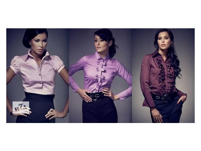 Как выбрать женскую блузку для офиса или на выход? . Эта универсальная дет