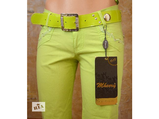 продам Женские брюки лето 2015 бу в Умани