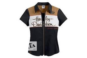 женские рубашки  harley-davidson новый