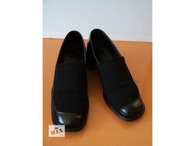 Женские туфли 37 HOGL б/у- объявление о продаже  в Виннице