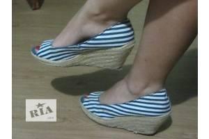 Женские туфли 38 H&M б/у