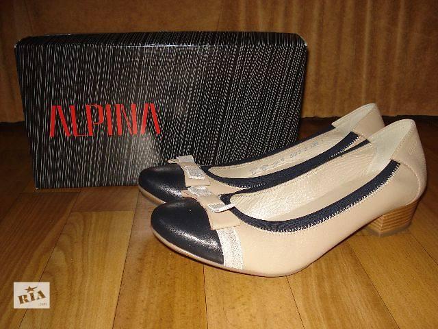 Женские туфли 42 ALPINA новый- объявление о продаже  в Золотоноше
