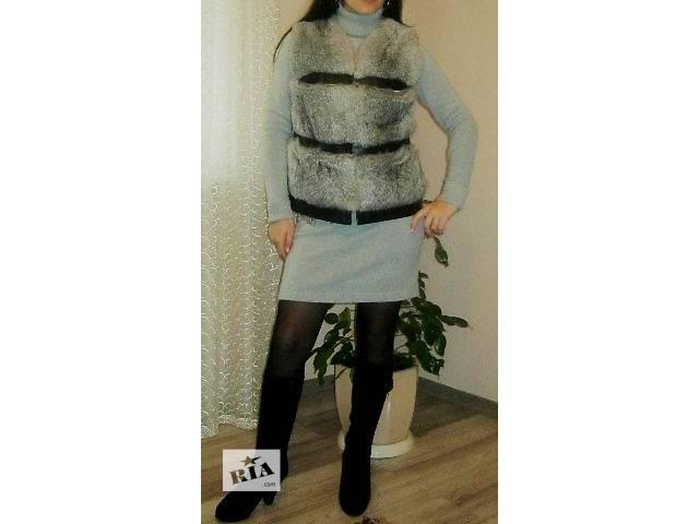 Женские жилеты новый- объявление о продаже  в Дрогобыче
