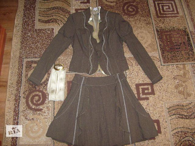 женский костюм двойка- объявление о продаже  в Вознесенске