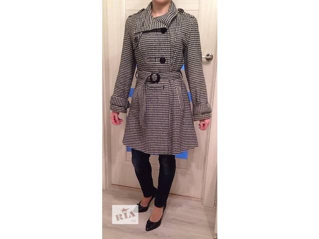продам Женский плащ (пальто) Sisley осень-весна бу в Киеве