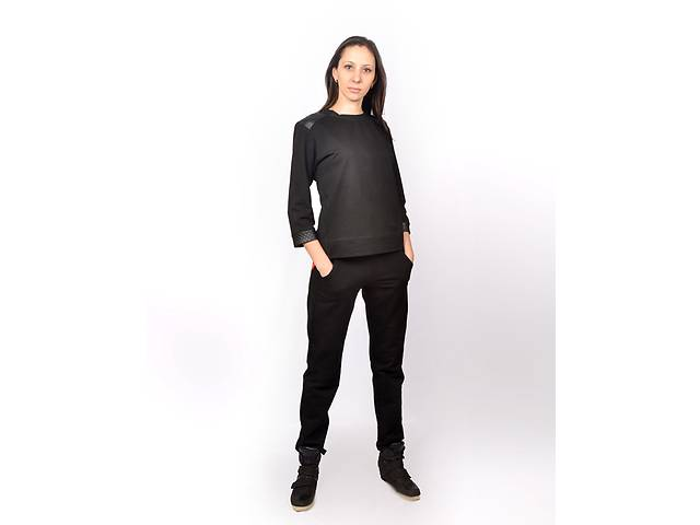 Женский спортивный костюм с шифоной вставкой CK-0353- объявление о продаже  в Харькове